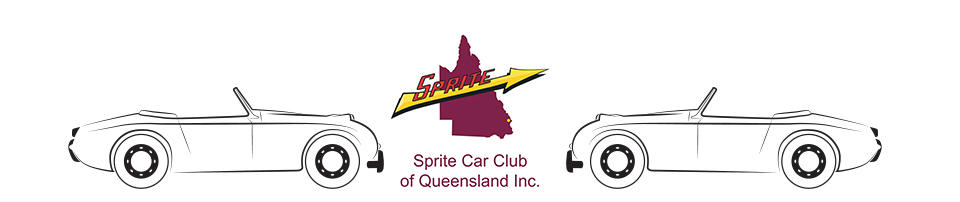 Sprite Car Club Queensland